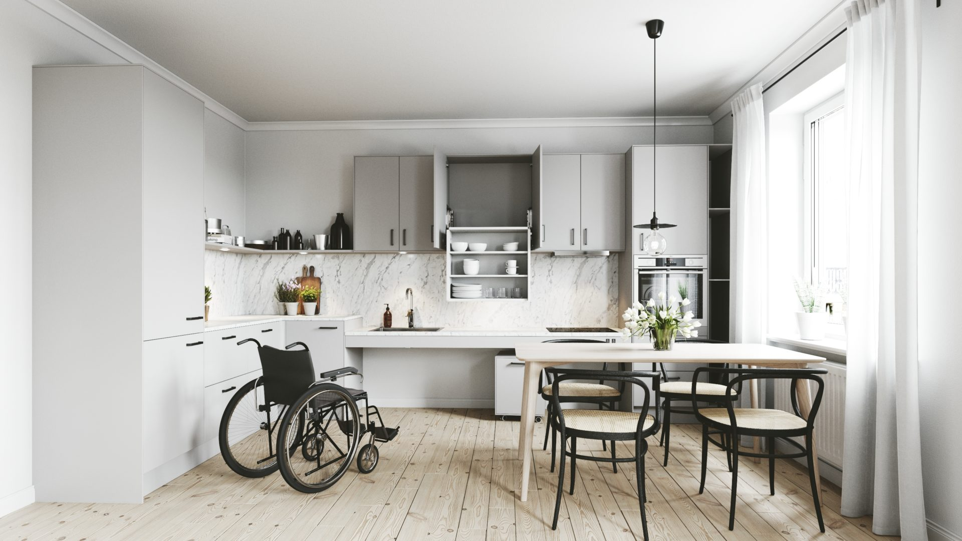 Kitchen from Moveum